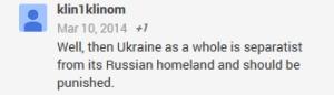 Pro-Russia